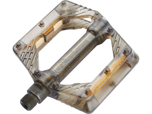 XLC PD-M16 Pedals black/transparent